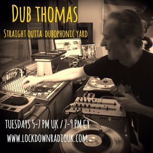 Dubophonic showcase on Lockdown Radio UK