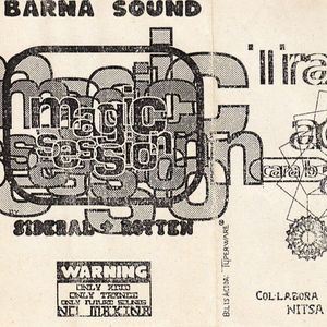 Magic Session 1995 - Dj Sideral + Rotten - Cara A