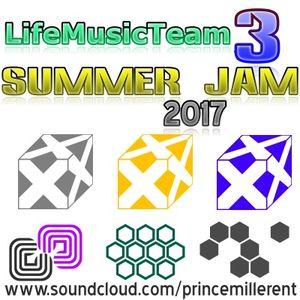 LifeMusicTeam 3 HIP HOP SUMMER JAM 2017