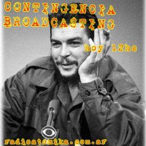 MARTIN BECERRA en Contingencia Broadcasting 10-7-17 RadioAtomika