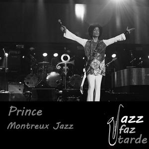 PRINCE - Montreux Jazz Festival