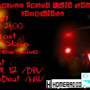 L!B!M! 12 @ Spectrum Techno Homeradio 27.11.2012.