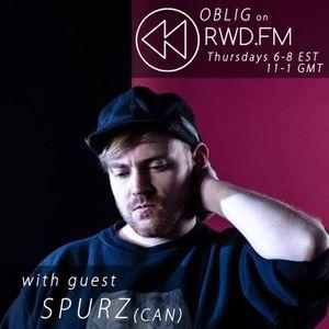 Oblig on RWD.FM w/ Spurz