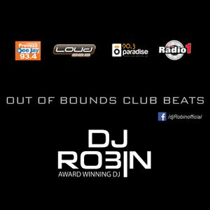 DJ ROBIN - OUT OF BOUNDS CLUB BEATS #68