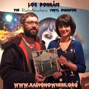 The Vinyl Dungeon 26.May.2014 - Los Bonsáis