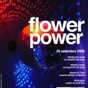 Flower Power 18.12.2009 4.30am-6.00am @ICBAS