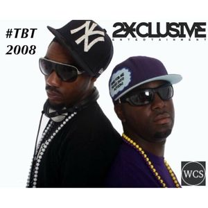 2Xclusive Ents Vol.1 (Funky Edition) Throwback Mix 2008