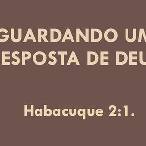 """""""Aguardando a resposta em Deus"""" - Pr. Ricardo Minelli - 08.03.2020"""