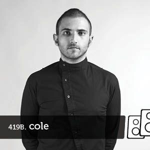 Soundwall Podcast #419B: Cole