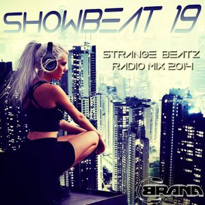 DJ Brana K - Showbeat 19 (Strange Beatz radio mix 2014)