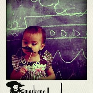Madame Moustache Mix Vol. 1