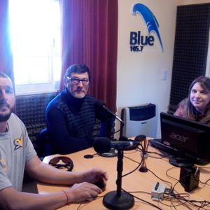 Instructores de AUTOESCUELA SV y Testimonios_FreshMusic FM BLUE 105.7