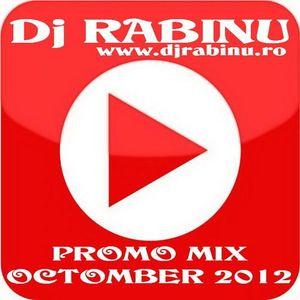 Dj Rabinu Promo Mix Octomber 1-2012 - www.djrabinu.ro