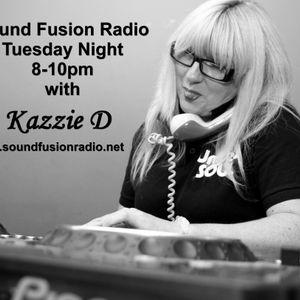 Sound Fusion Radio - Kazzie D - June 30th 2015