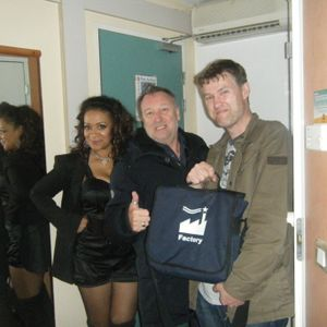 THE MONTY SHOW - 75 - 15th Nov 2011 - Peter Hook & Rowetta interview