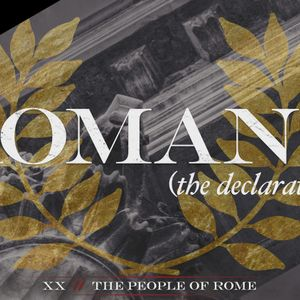 *Footnotes: Romans #20 — The People of Rome