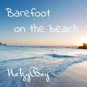 Barefoot on thе beach (Just tap Play)