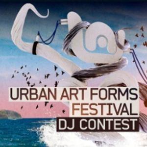 Urban Art Forms Dj Contest 2013