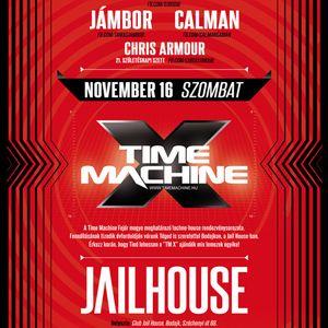 Calman Live @ Time Machine X | 20131116