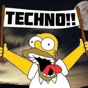 Classic Techno mix Clergy/Arts/Monnom Black