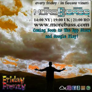 Live Session @ More Bass: Friday Frenzy 11.08.2017