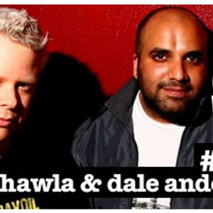 DTPodcast047: Anil Chawla & Dale Anderson