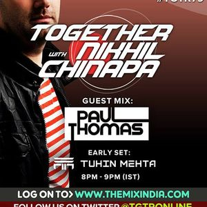 Together With Nikhil Chinapa #TGTR79