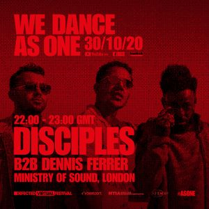 We Dance As One - Disciples