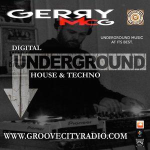 Digital Underground Radio 19/01/16 on Groove City Radio