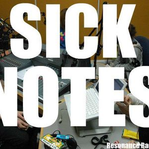 Sicknotes 24th September 2011