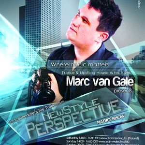 Marc van Gale pres. NewStyle Perspective 185