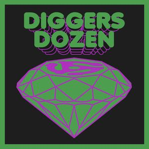 Kag-Ra - Diggers Dozen Live Sessions (April 2014 Japan)