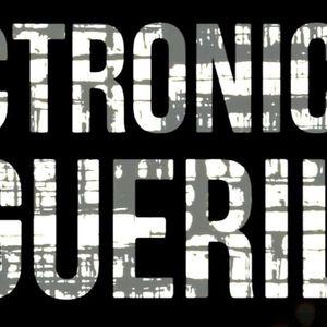 arret media #58 - Sébastien Béranger & Alex Grillo présentent electronic guerilla