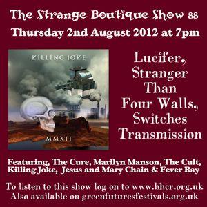 The Strange Boutique 88