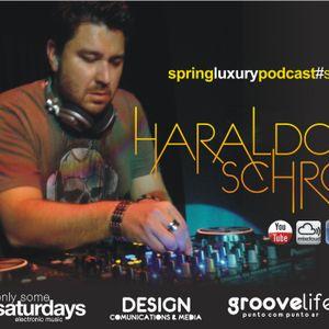 27 - Haraldo Schroder @ Spring Luxury Podcast - Septiembre 2012