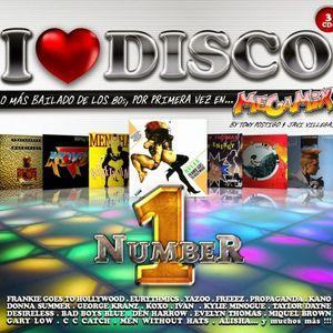 i love disco 80s n1 megamix by tony postigo & javi villegas