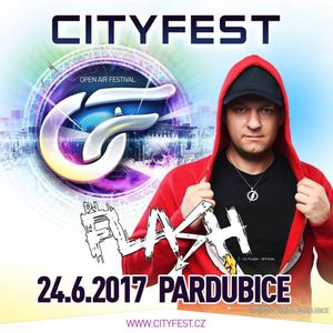 Dj FLASH@CiTy Fest 24-6-2017