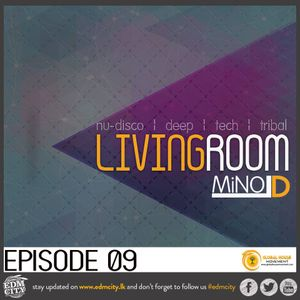 Living Room Vol 9 on Global House movement (08/08/2014)