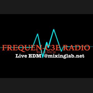 DJ NYC3E - Frequen-c3e Radio