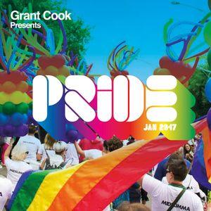 DJ Grant Cook - Pride March Melbourne - January 2017
