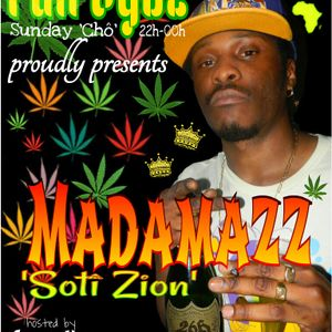..Full Vybz feat lom Madamazz from 2Crown Empire..@radiomillepattes.com