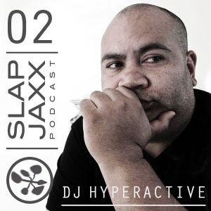 DJ Hyperactive (Live Vinyl Set at Primary)