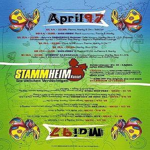 Der Dritte Raum (Live PA) @ The Edge Of Explosion - Stammheim Kassel - 31.05.1997