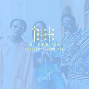 February  Rb Hip Hop Mix Dj_pmontana By Dj P