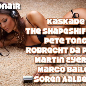 Club on Air nr. 102 with special guests Robrecht da pinto