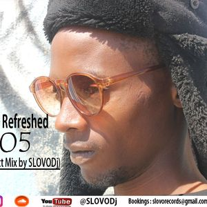 HitsOnlyRefreshed #005(The Fresh Cutt Mix by SLOVODj)