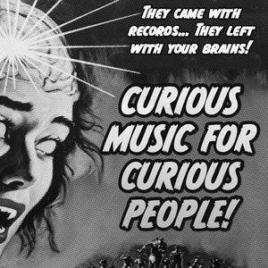 Curious Music for Curious People - August 2015 Podcast