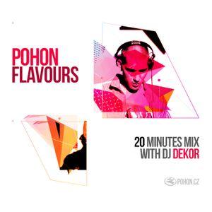 Dekor - Pohon Flavours - April 2015