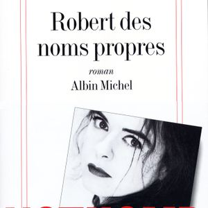 Amélie Nothomb - The Book of Proper Names