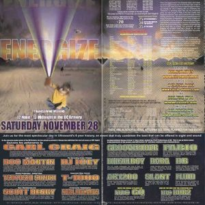 Photek w/ MC Gq & Dub2 Live at DC Armory November 28, 1998